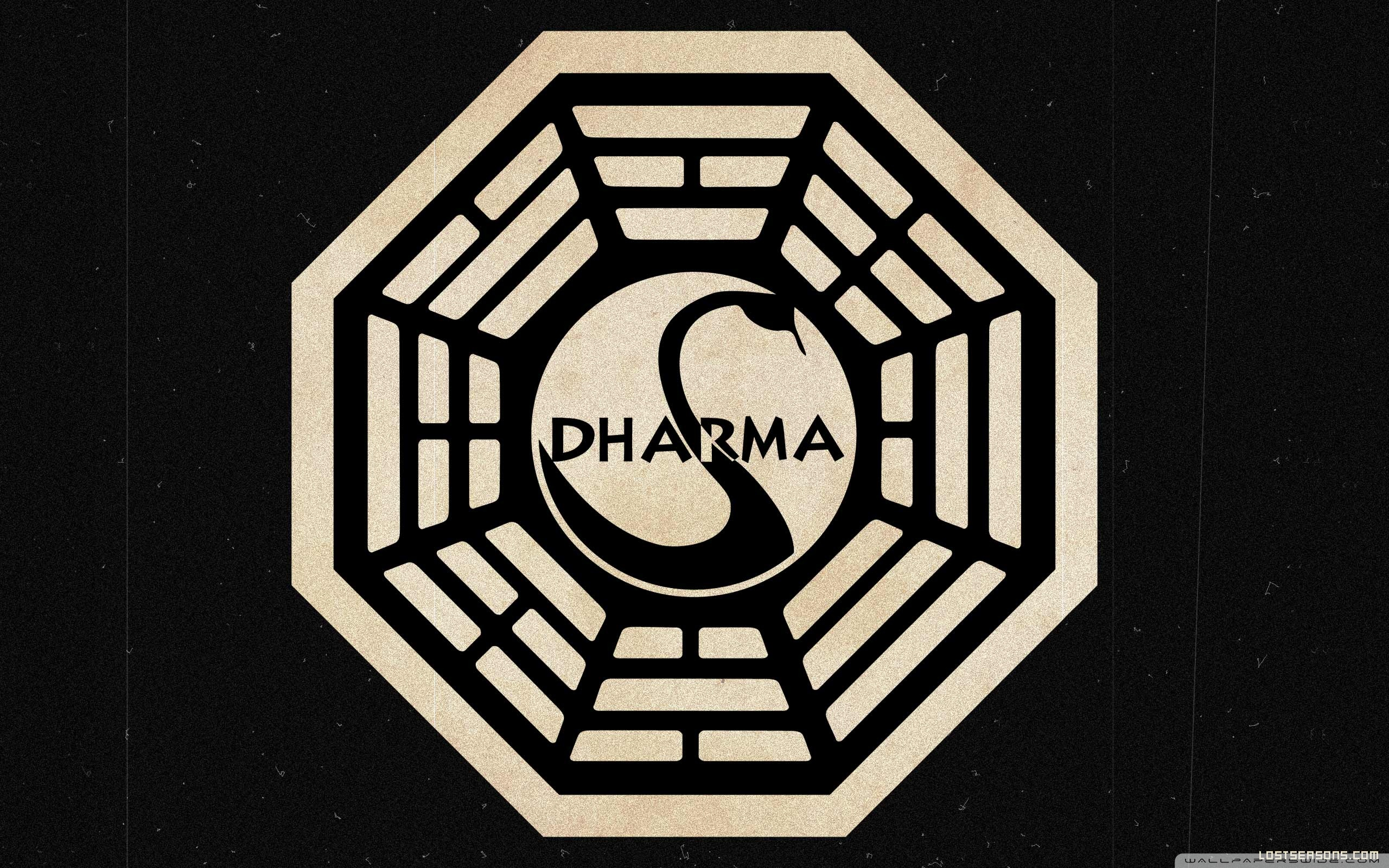 Lost TV Show Dharma 4K HD Desktop Wallpaper for Wide Ultra 2560x1600