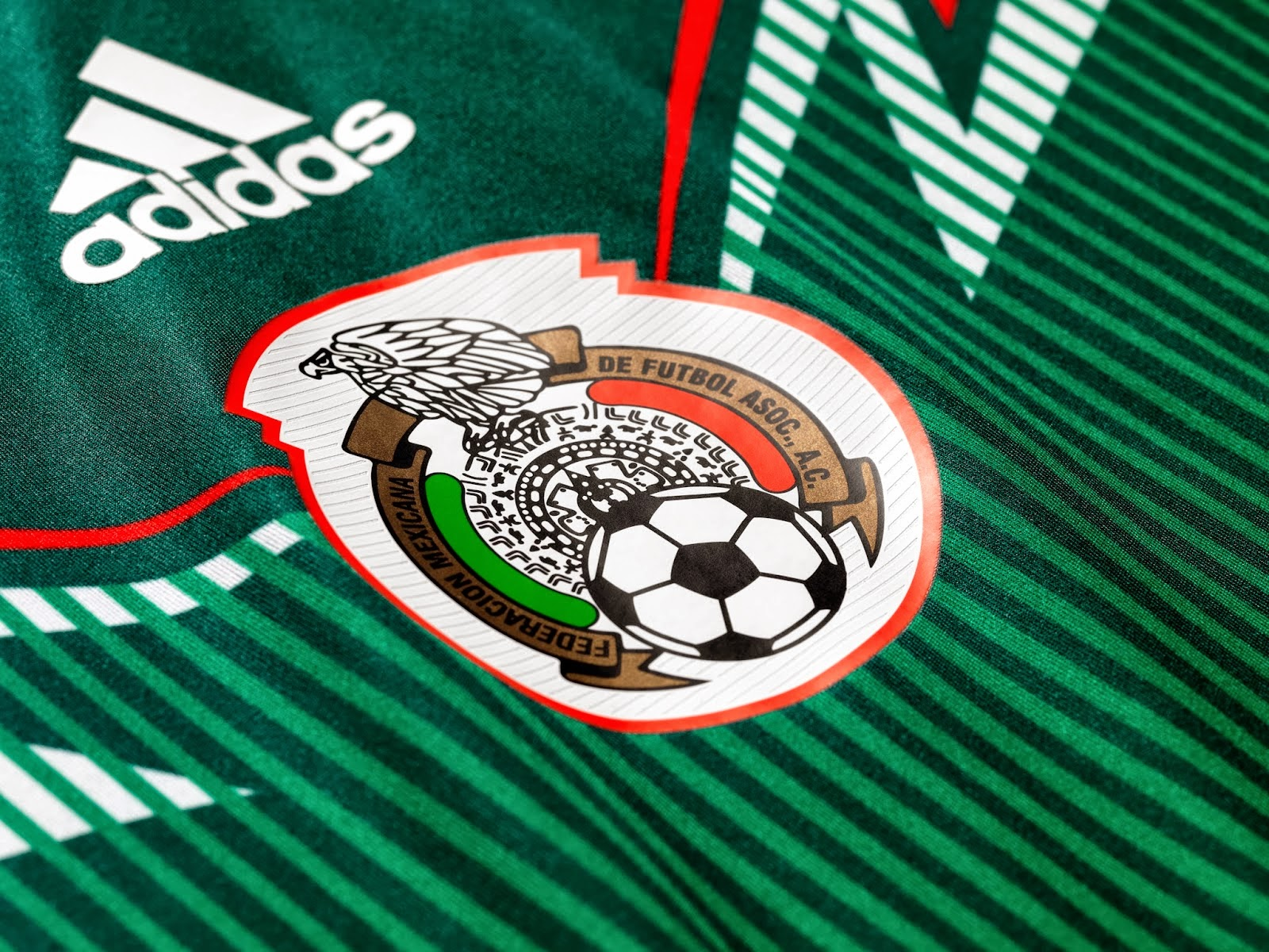 Mexicos National Football team shirt 2014 1600x1200