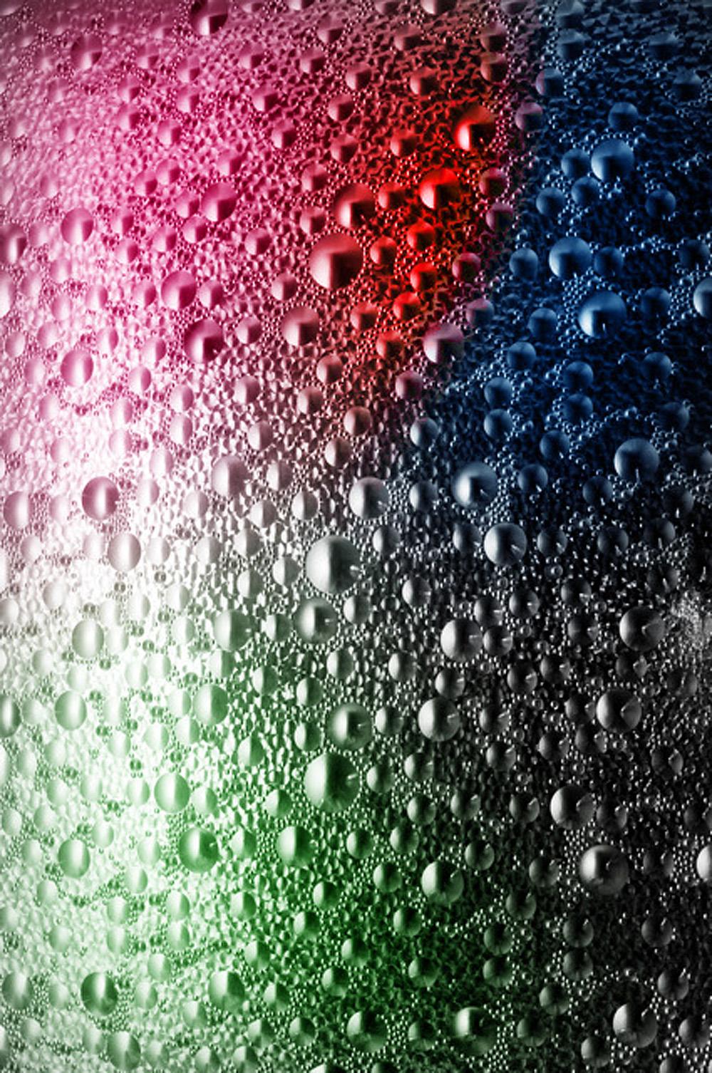 Quantum Foam Beware the Moon Hypnotic Wallpaper Made in England 1000x1506
