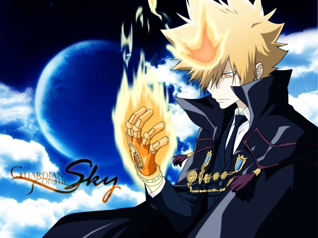 Katekyo Hitman Reborn Wallpaper Katekyo Hitman Reborn Wallpapers 1024x768