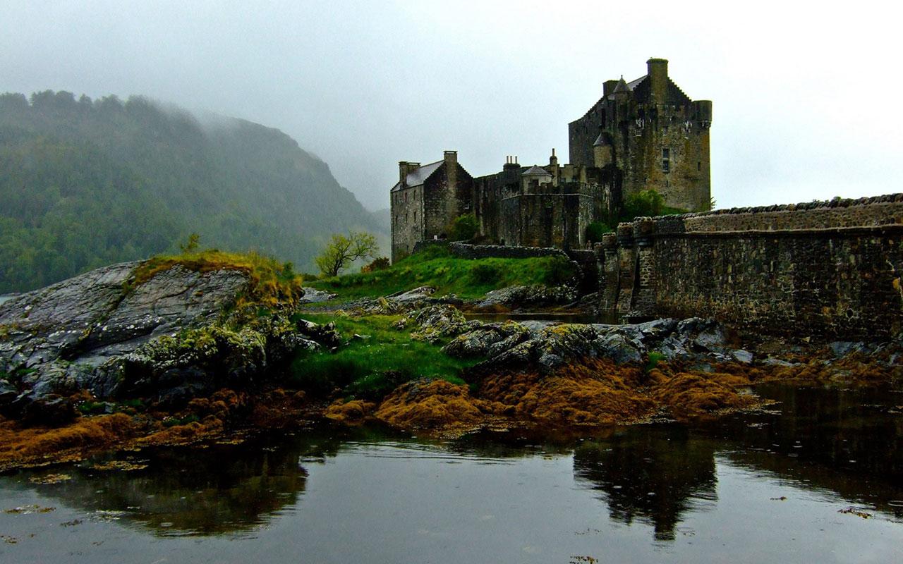Scotland scenery wallpaper wallpapersafari - Scotland wallpaper ...