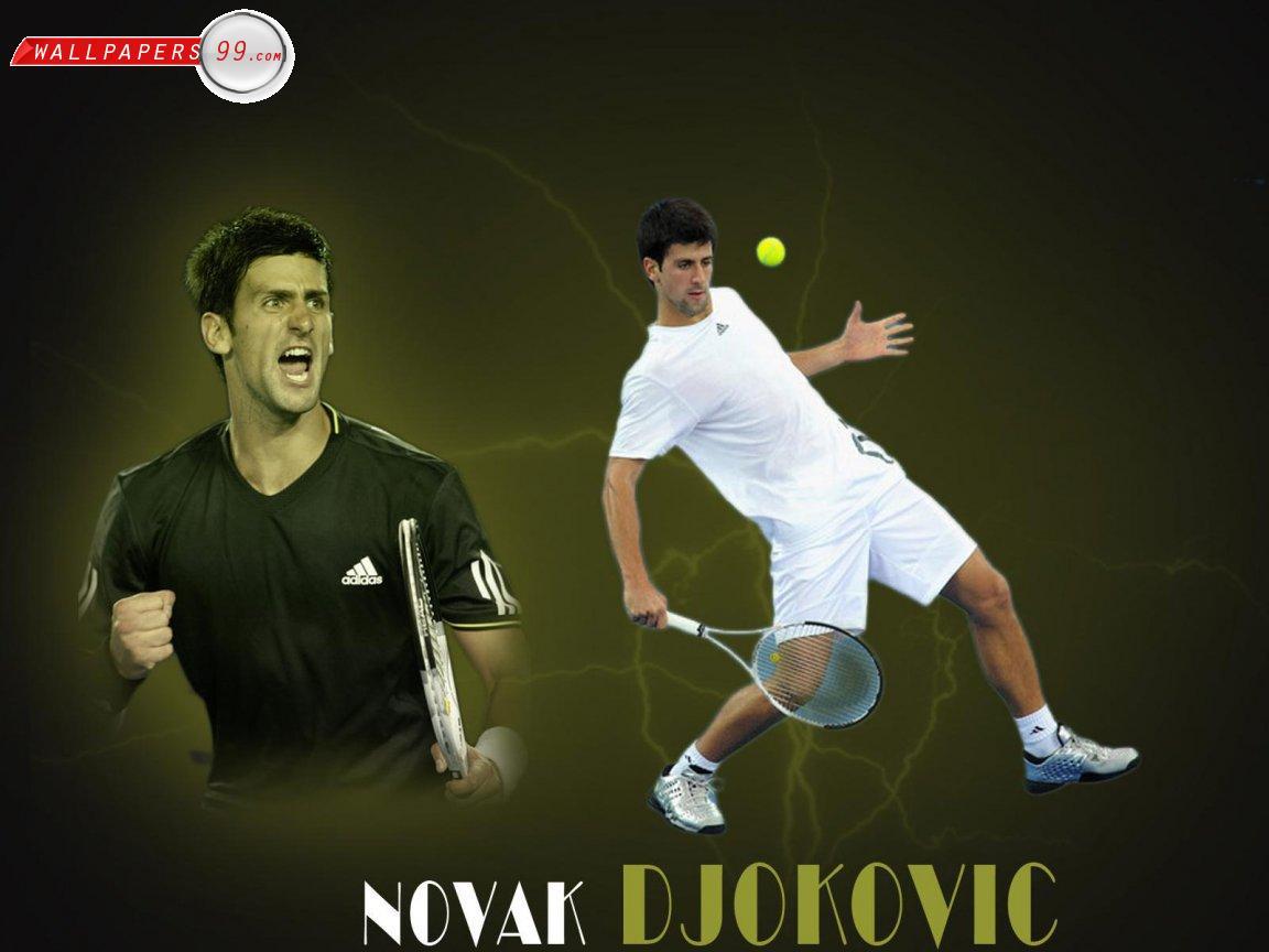 world tennis players novak djokovic wallpapers 1152x864