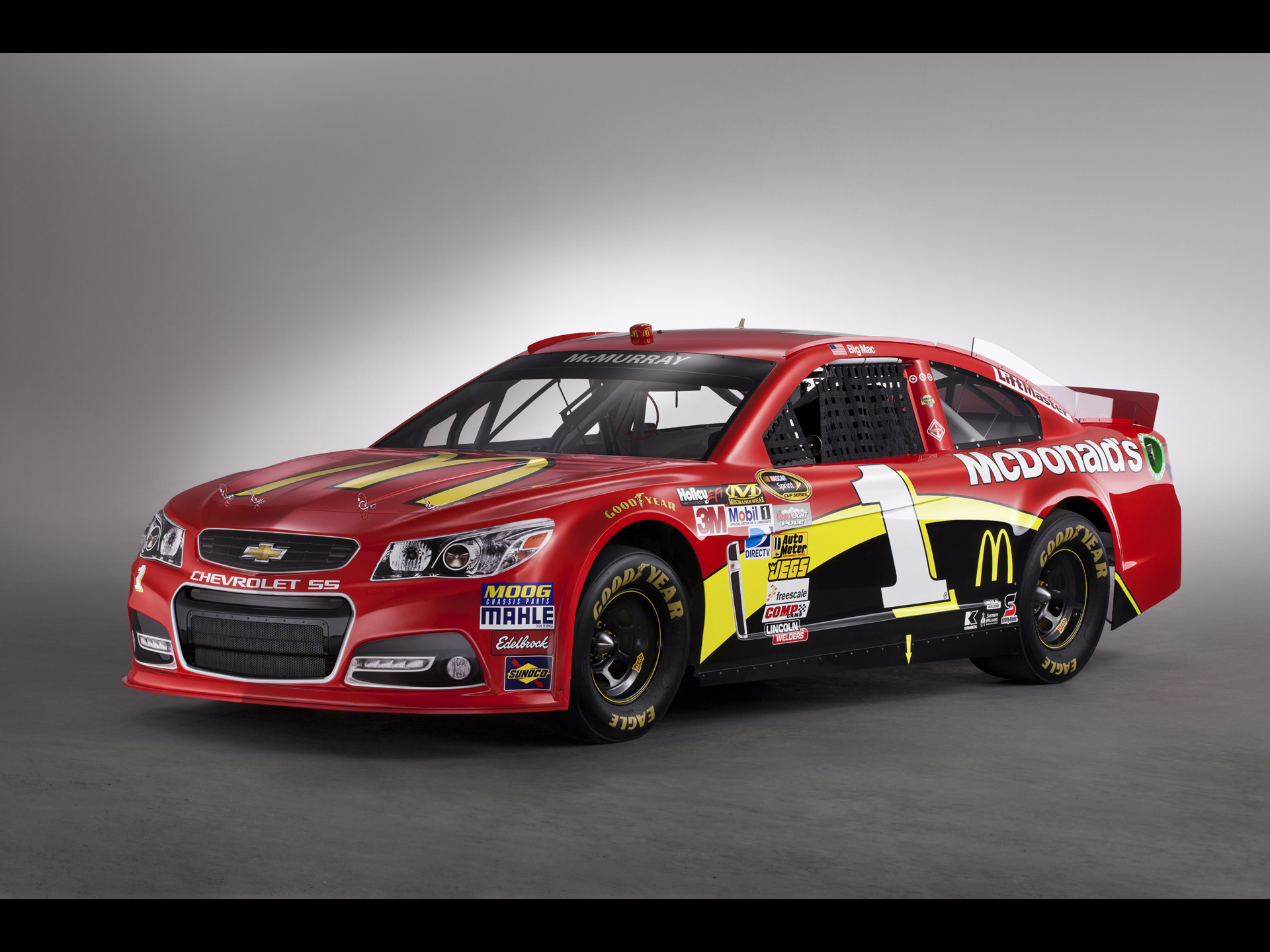 2013 Chevrolet NASCAR SS Race Car   Studio 7   1920x1440   Wallpaper 1920x1440