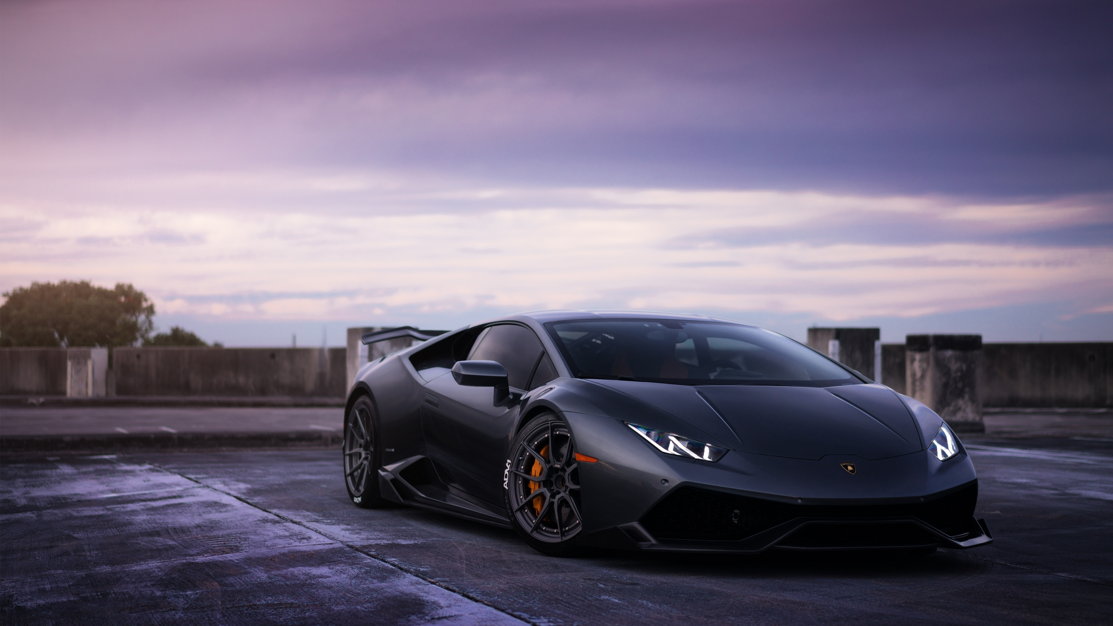 WJ971 High Definition Lamborghini Wallpaper HD 3840x2160