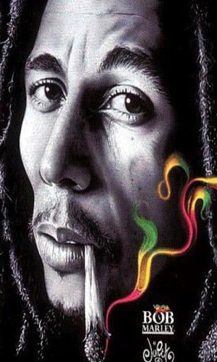 Bob marley phone wallpaper wallpapersafari - Rasta bob live wallpaper free download ...