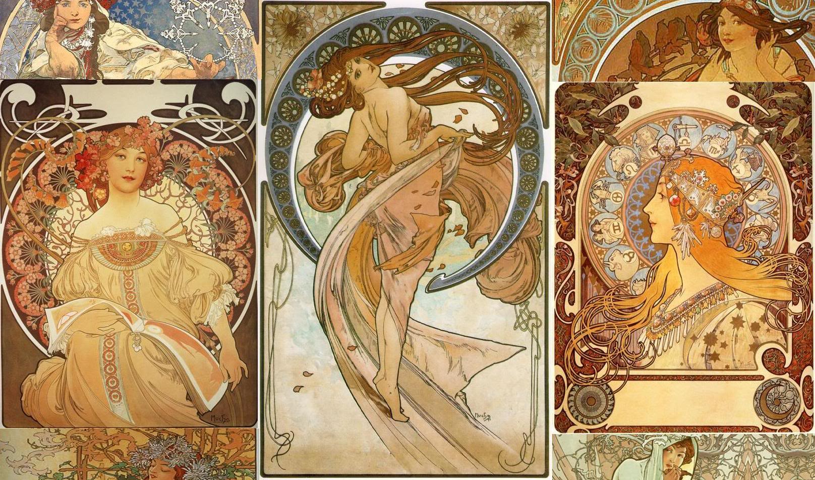 alphonse mucha life works and legacy Legacy at the time when he died, mucha's style was considered outdated his son, author jiří mucha, devoted much of his life to writing about him and bringing attention to his artwork.