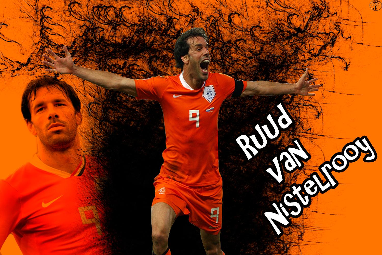 8 Productions Ruud van Nistelrooy 1500x1000