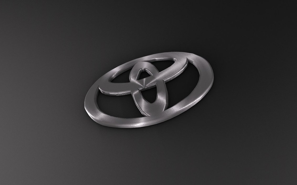 Toyota Logo Wallpaper HD 1503 Wallpaper Cool Walldiskpapercom 1131x707