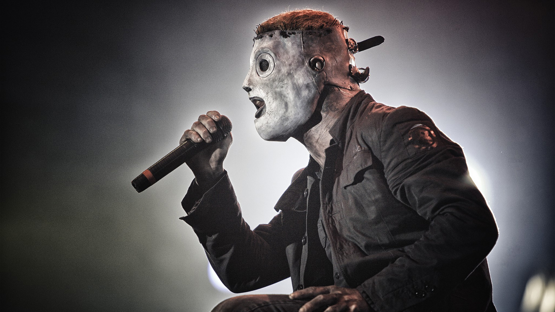 Slipknot Corey Taylor   Music fitness and motivational 1920x1080