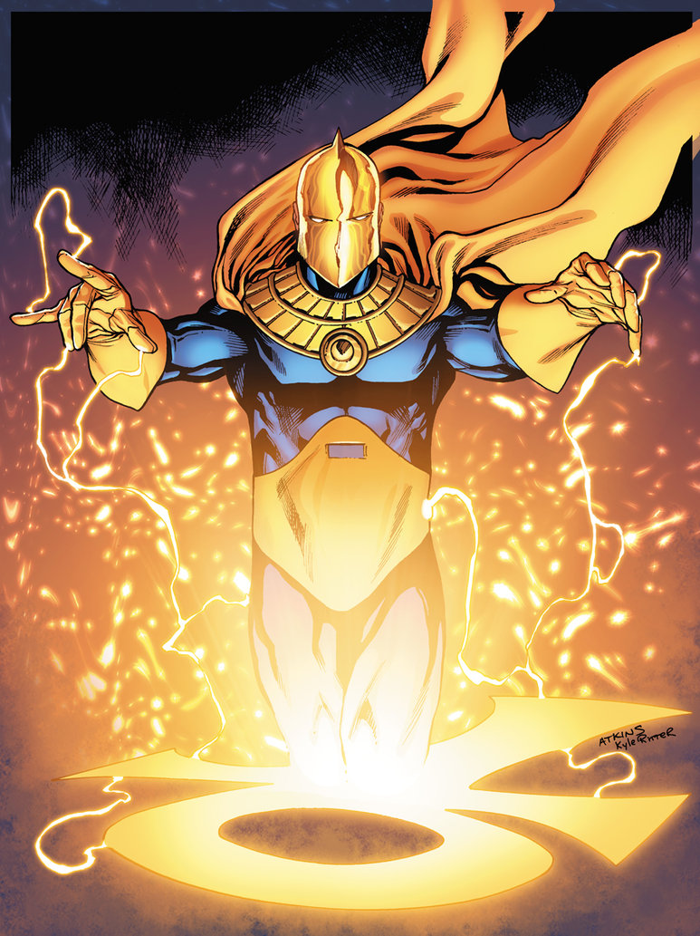 95 Doctor Fate Wallpapers On Wallpapersafari
