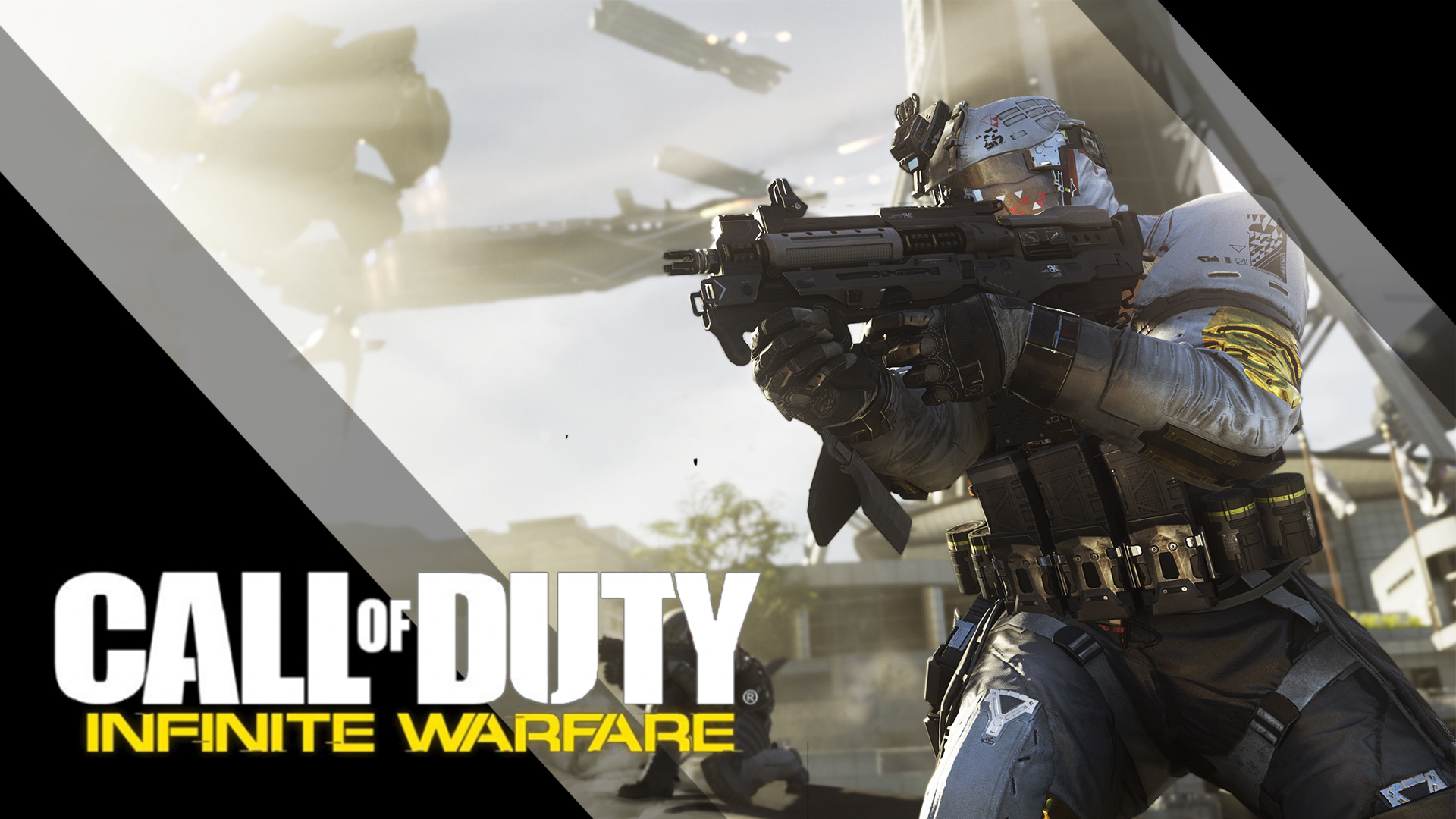 Call Of Duty   Call Of Duty Infinite Warfare Wallpaper 4k 1920x1080