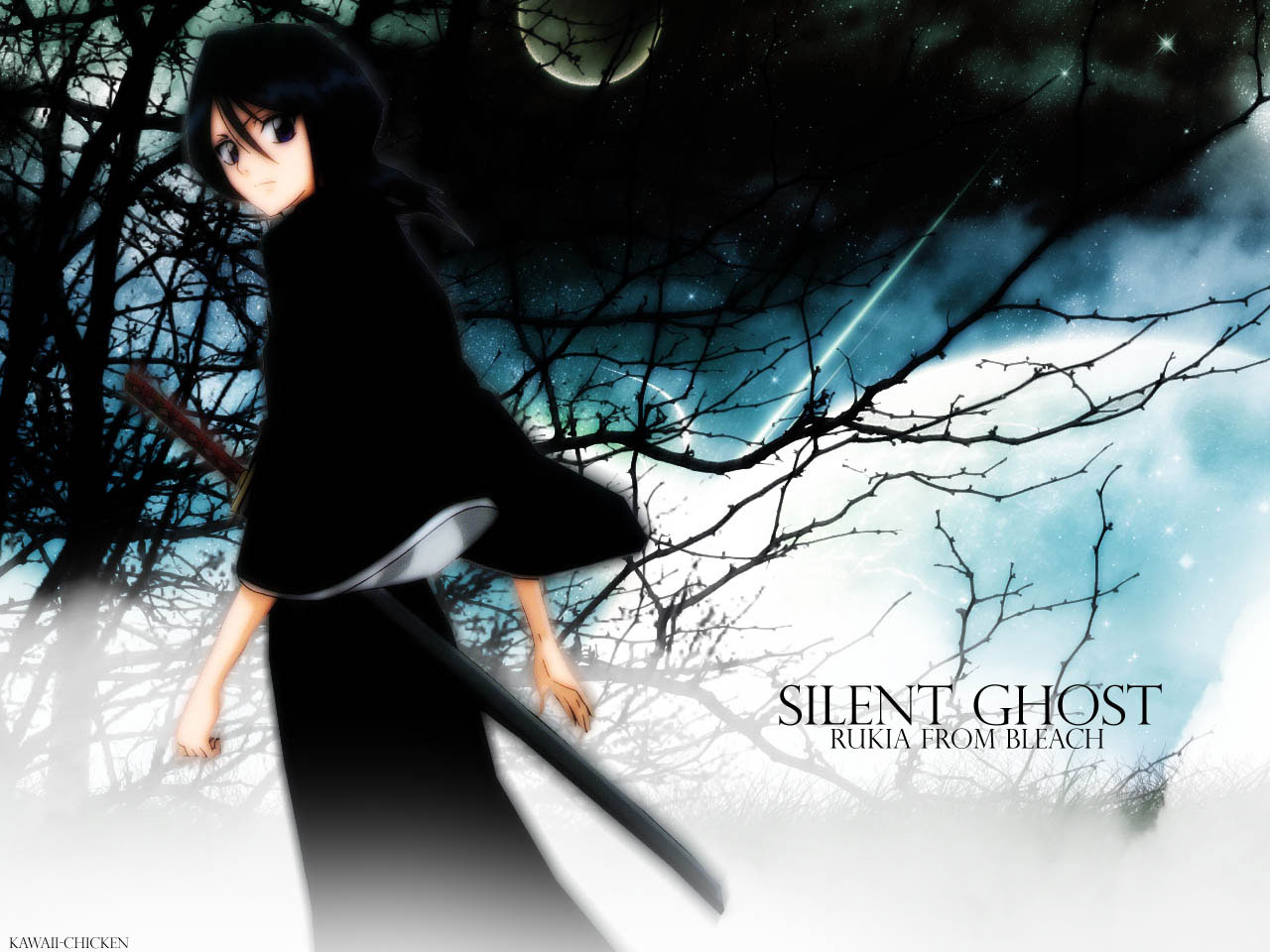 Bleach Anime Wallpapers Kuchiki Rukia Wallpapers rukia 8 1280x960