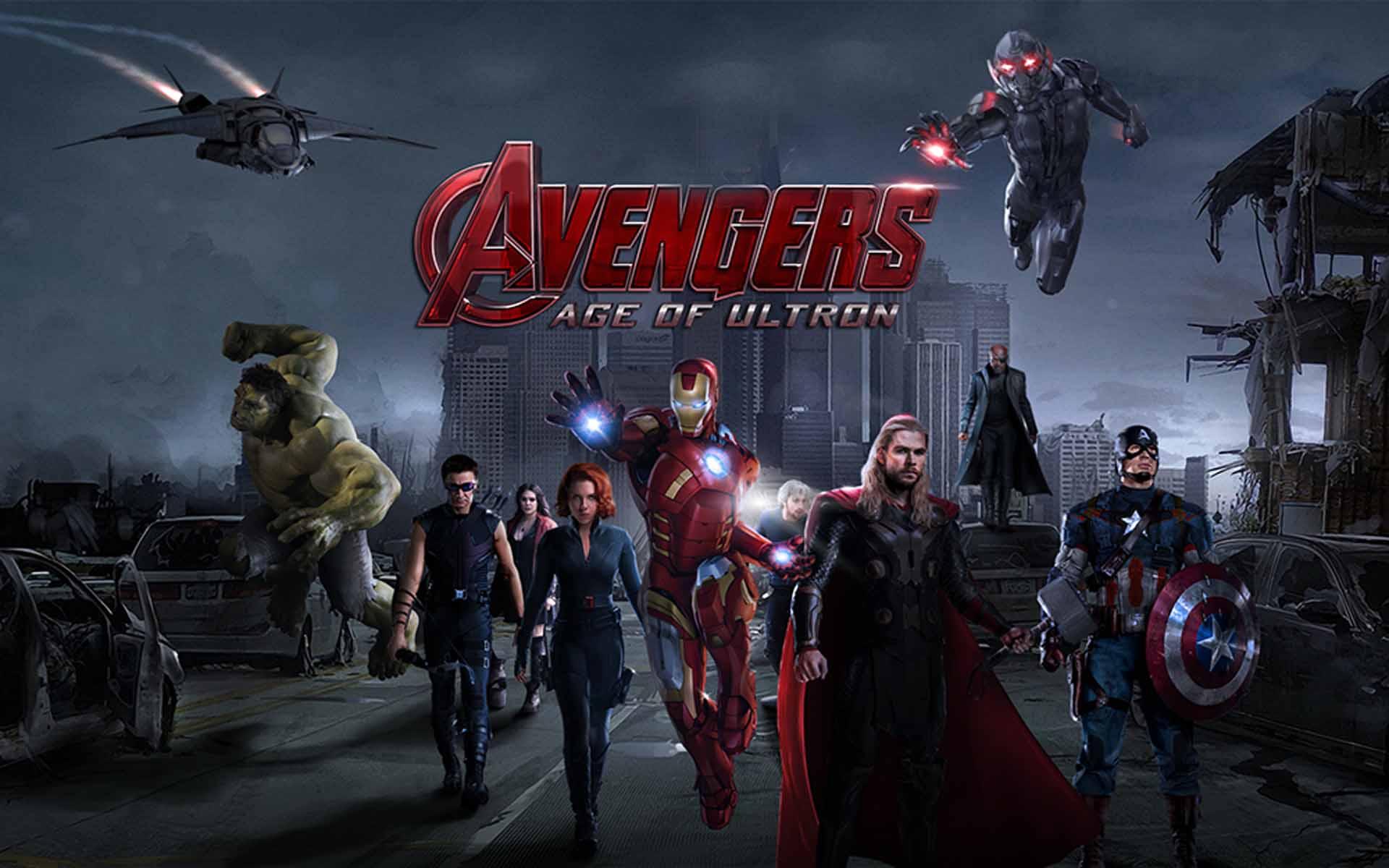 Avengers Age of Ultron wallpaper 3 1920x1200