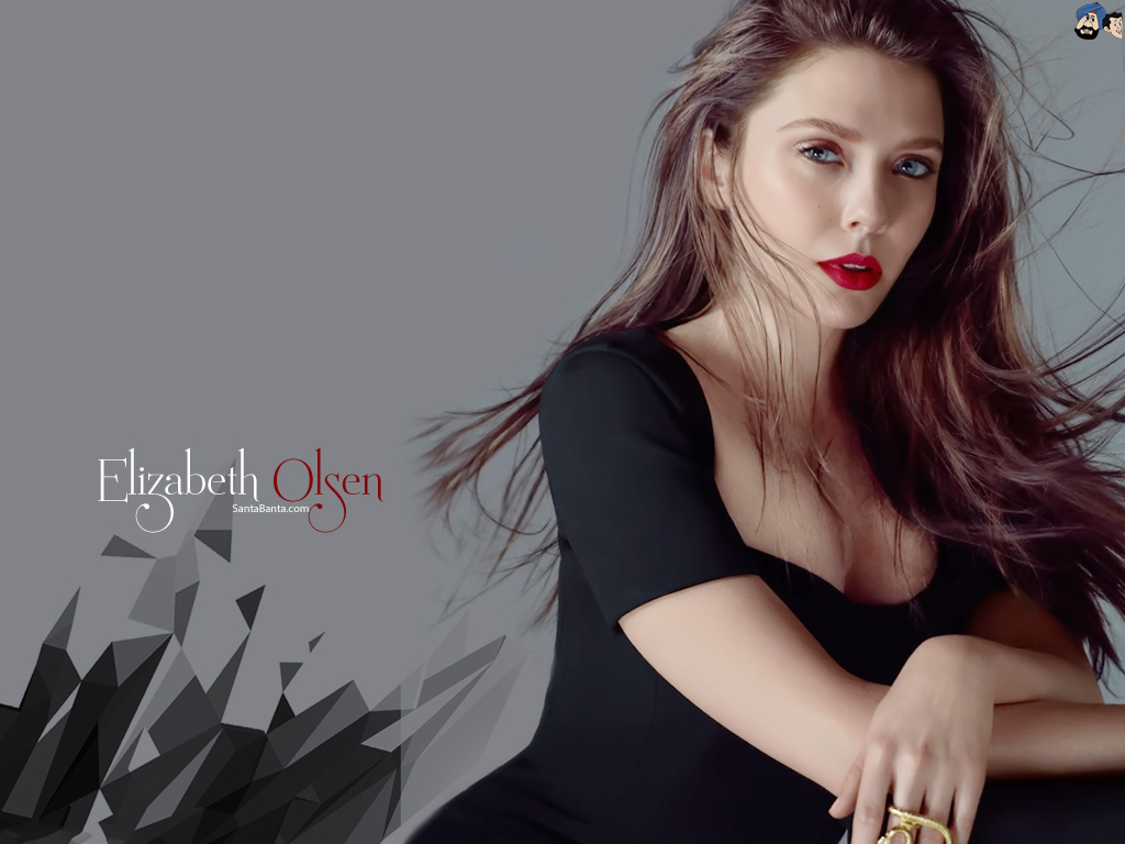 Elizabeth Olsen HD Desktop Wallpapers 1024x768
