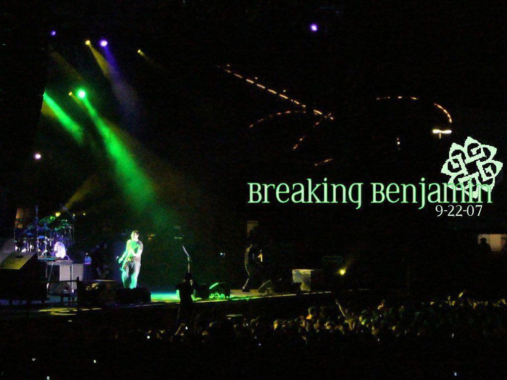 Breaking Benjamin Wallpapers 1024x768