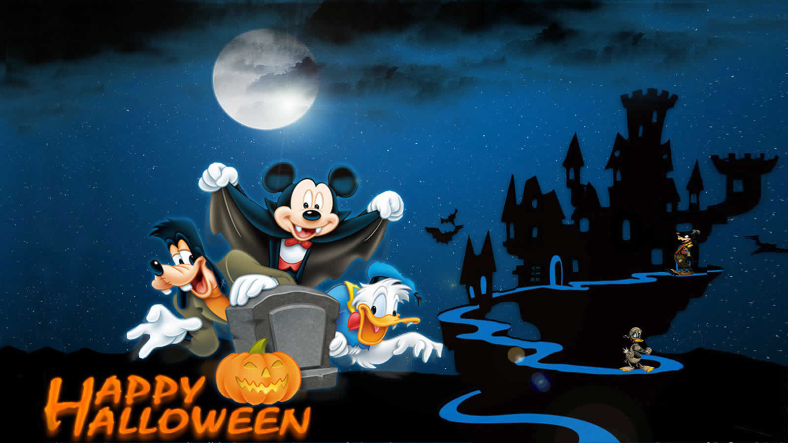 looney tunes halloween wallpaper - wallpapersafari