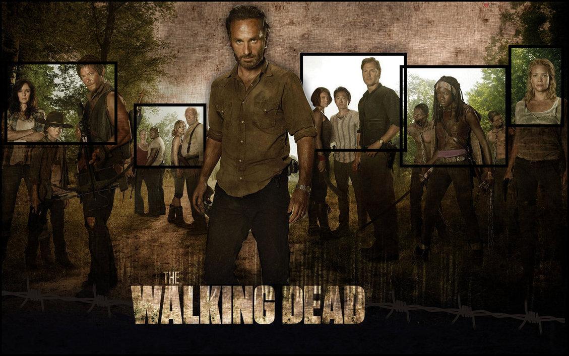 Walking Dead desktop by me by daydream  believer 1129x708
