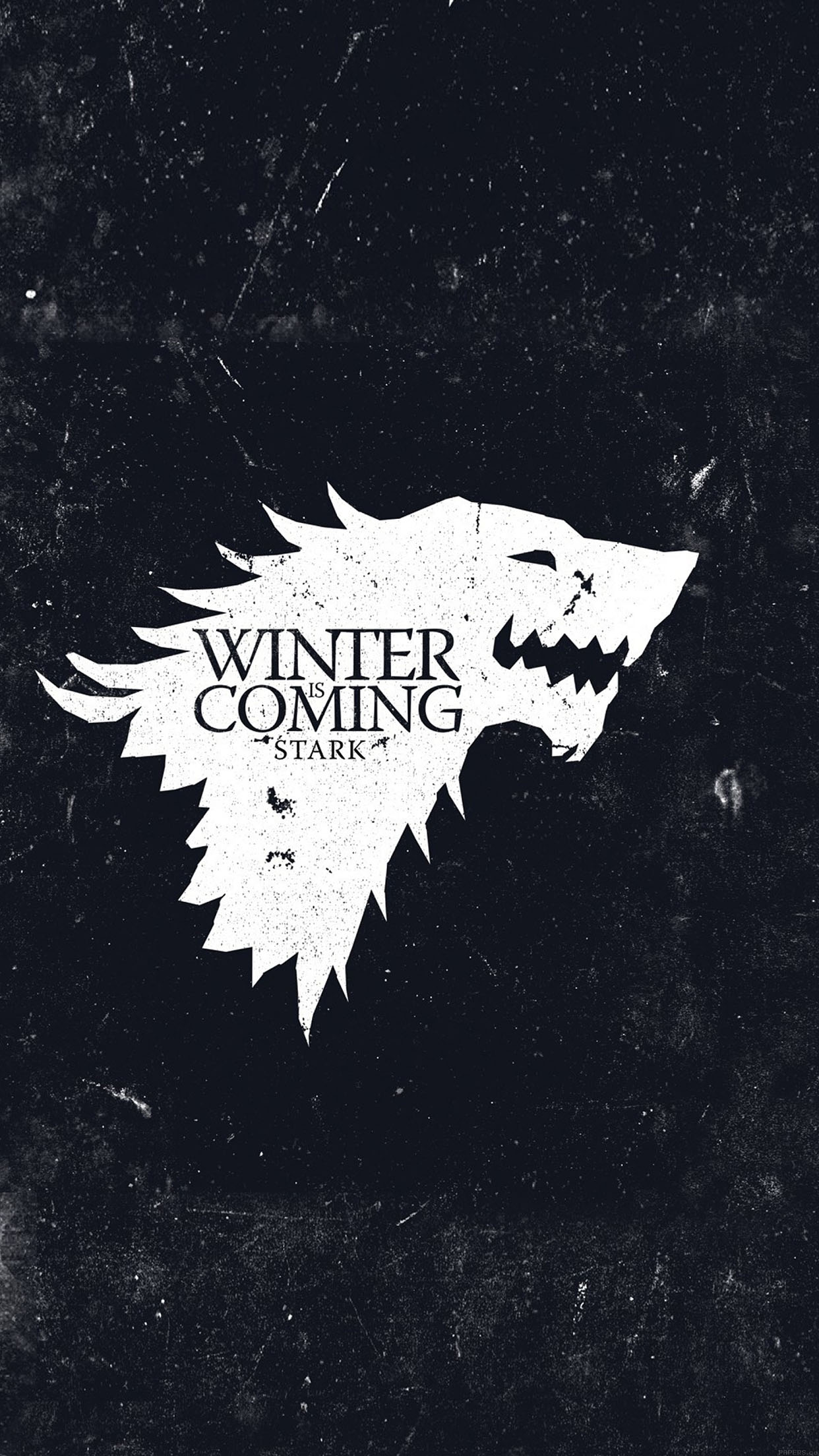 wallpaper game of thrones winter is coming 34 iphone6 plus wallpaper 1242x2208