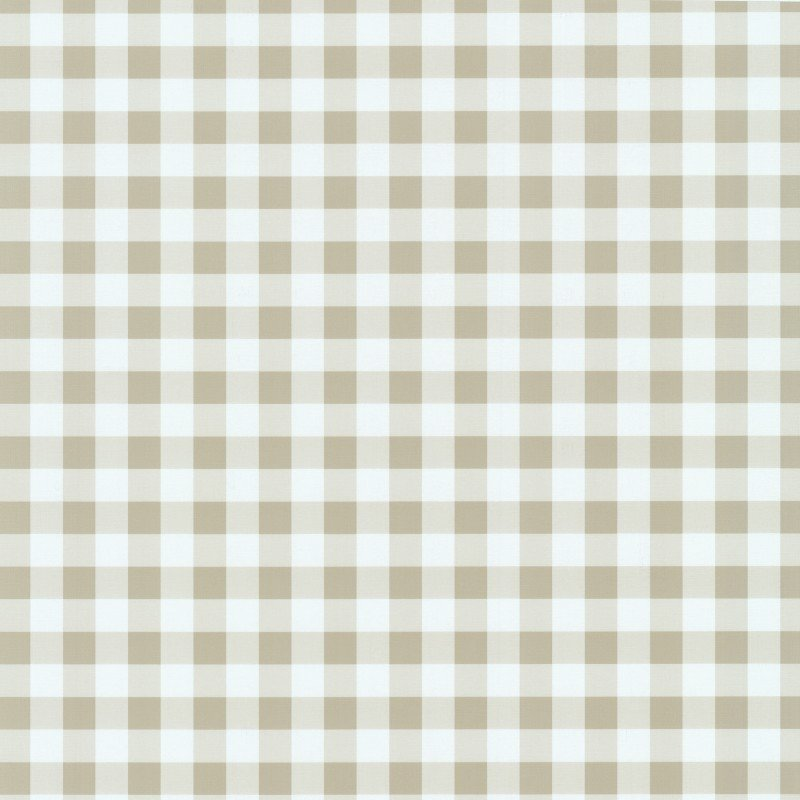 Playground Beige Gingham Check Wallpaper by PS International 05638 10 800x800