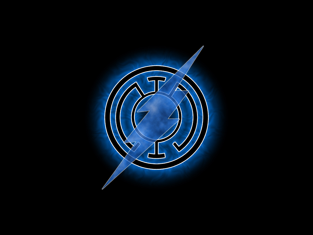 Blue Lantern Flash by veraukoion 1024x768