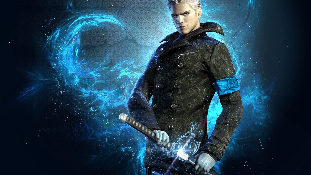 Free Download Devil May Cry 5 Vergil Wallpaper Hd 1280x720 For