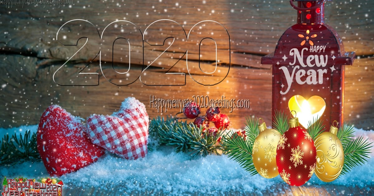 Happy New Year 2020 HD Wallpaper 19201080p Download   New 1200x630