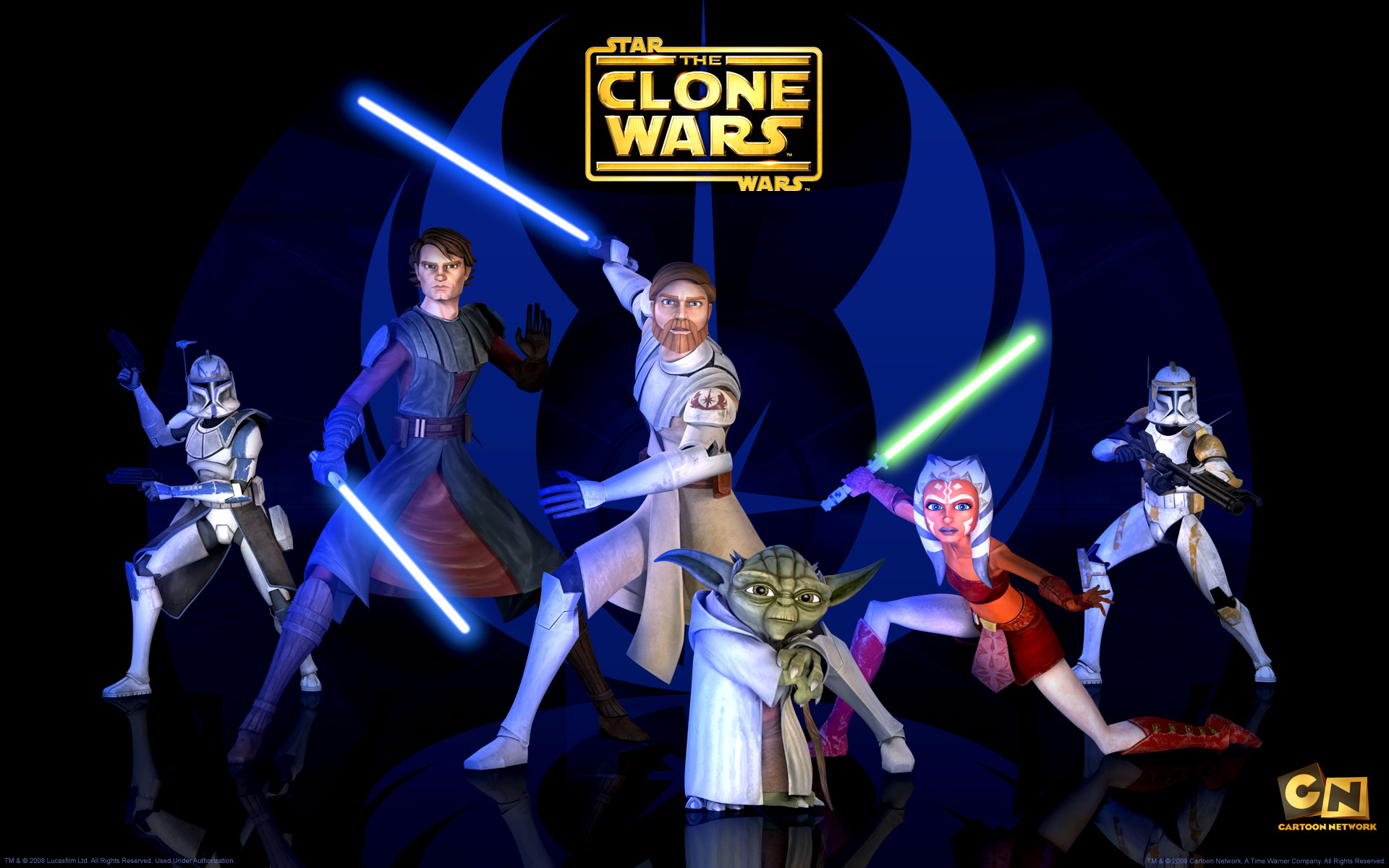netpictures20100822star wars the clone wars jedi wallpaperjpg 1920x1200