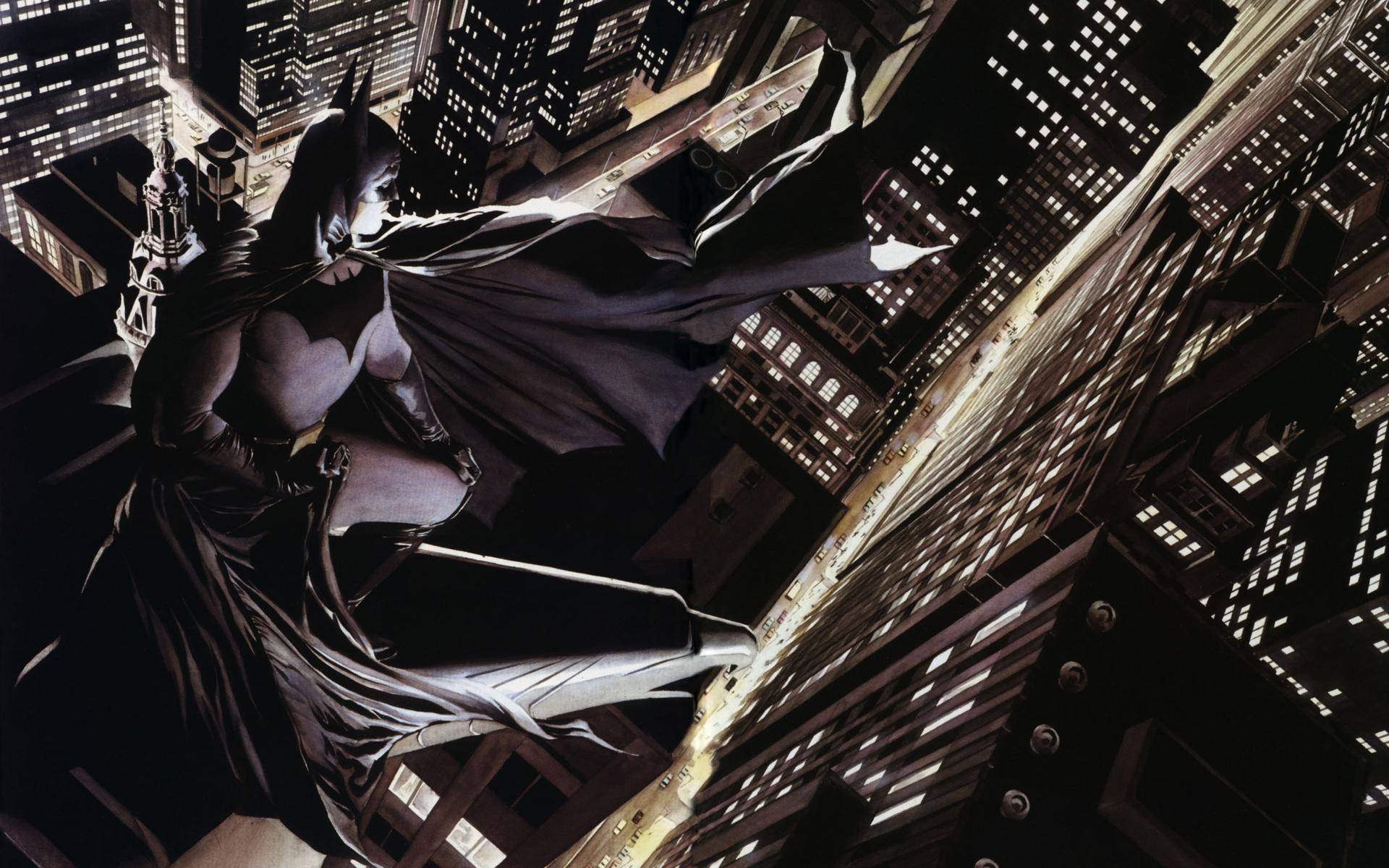 Batman desktop wallpaper 1920x1200