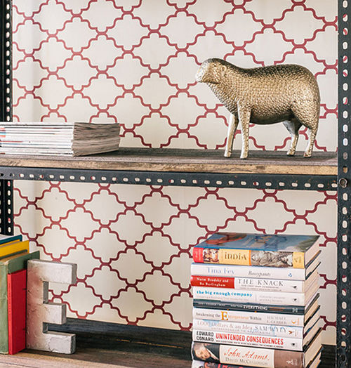 Removable Wallpaper by Chasing Paper DesignSponge 500x524
