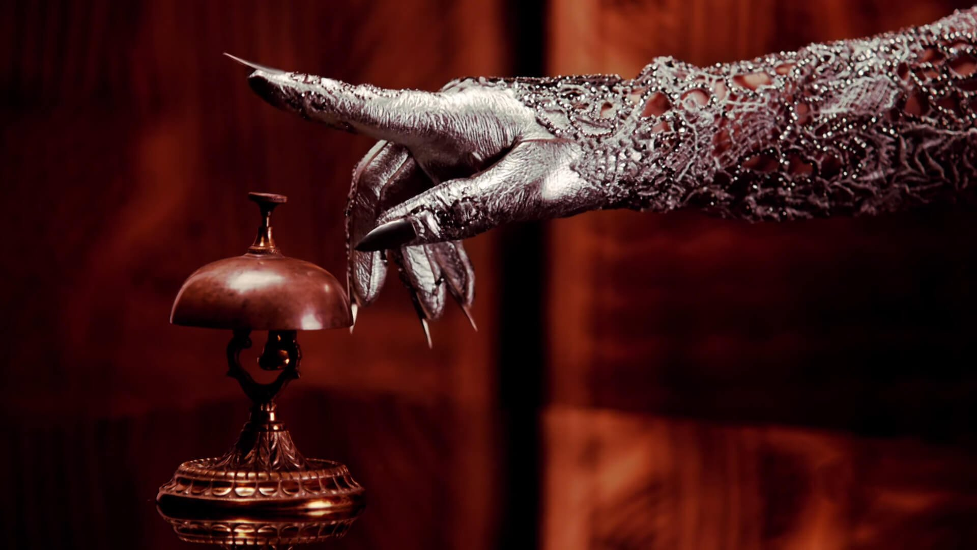 American Horror Story Hotel TV Series Teaser Wallpaper 1920x1080