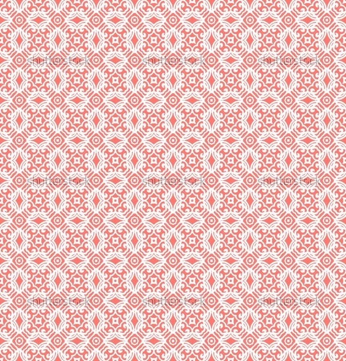 in coral red and white Seamless texture for web print wallpaper 675x705