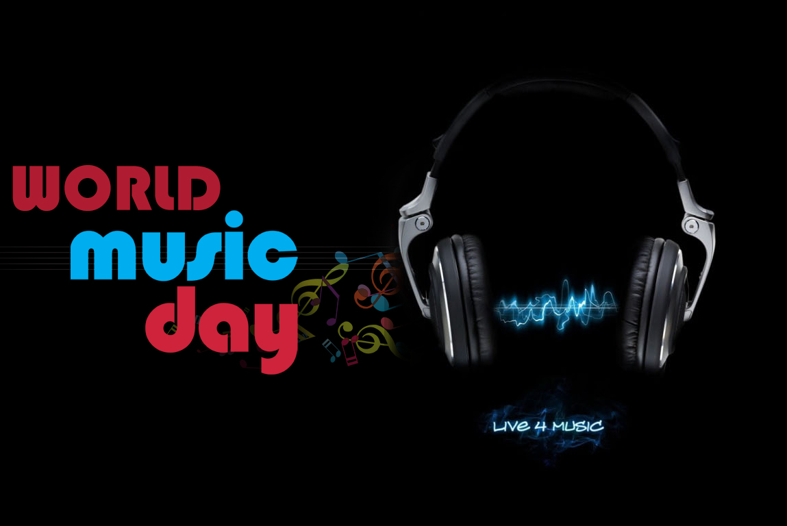 World Music Day Wishes Hd Wallpaper 1149x768