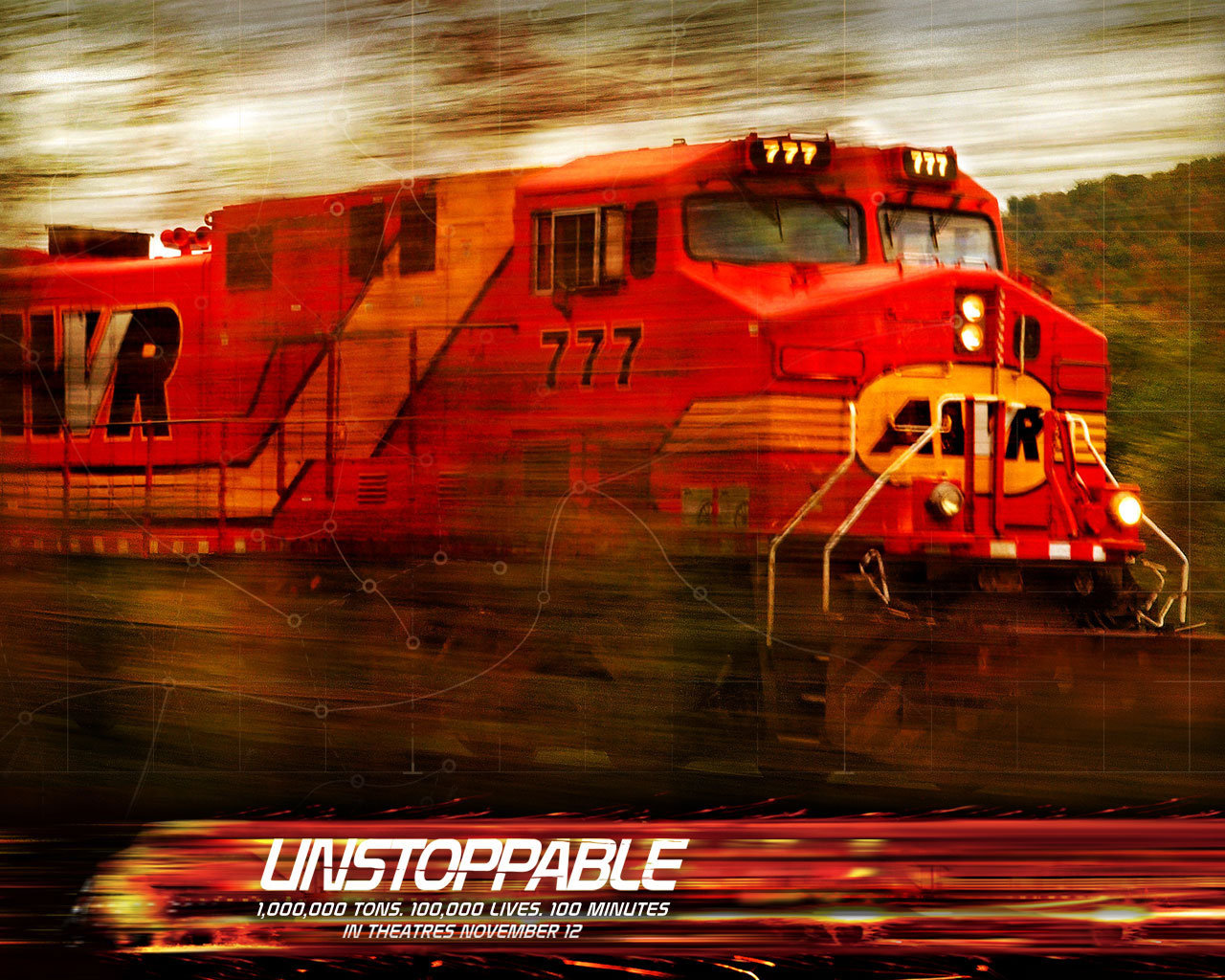 Unstoppable   Unstoppable Wallpaper 25395890 1280x1024