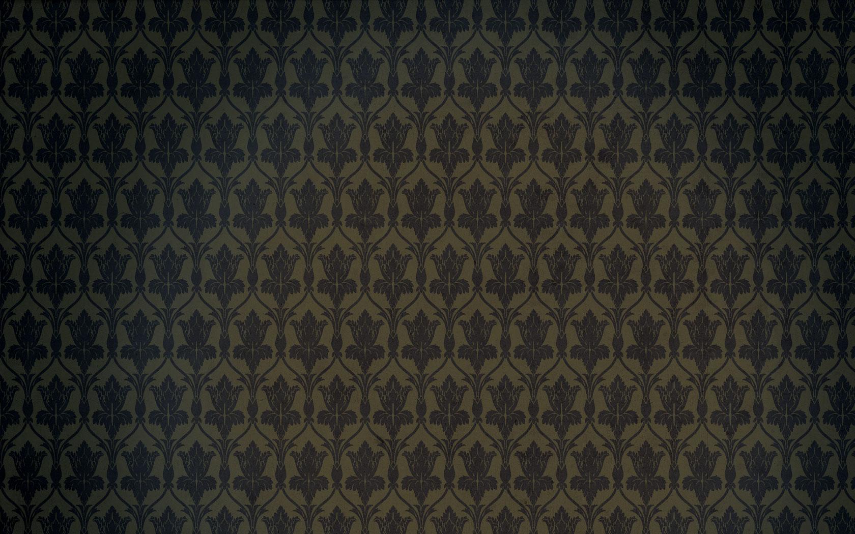 sherlock wallpaper pattern web 1680x1050