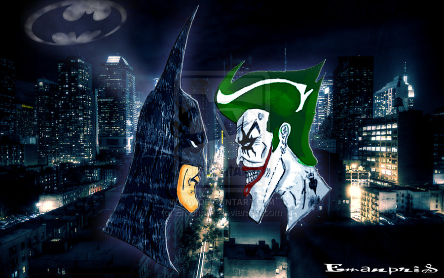 Source URL httpimgarcadecom1batman vs joker wallpaper 900x563