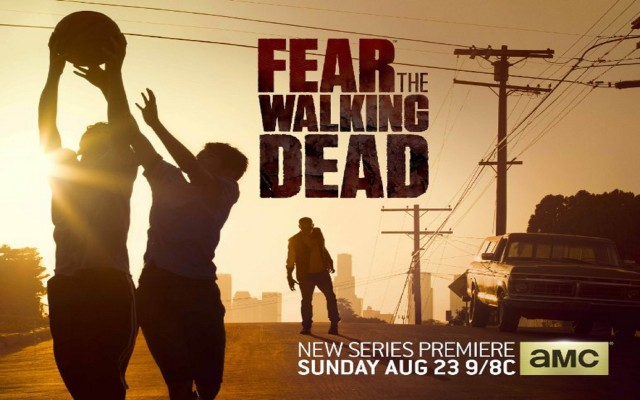 Fear The Walking Dead AMC fait les gros yeux aux sites de P2P 640x400