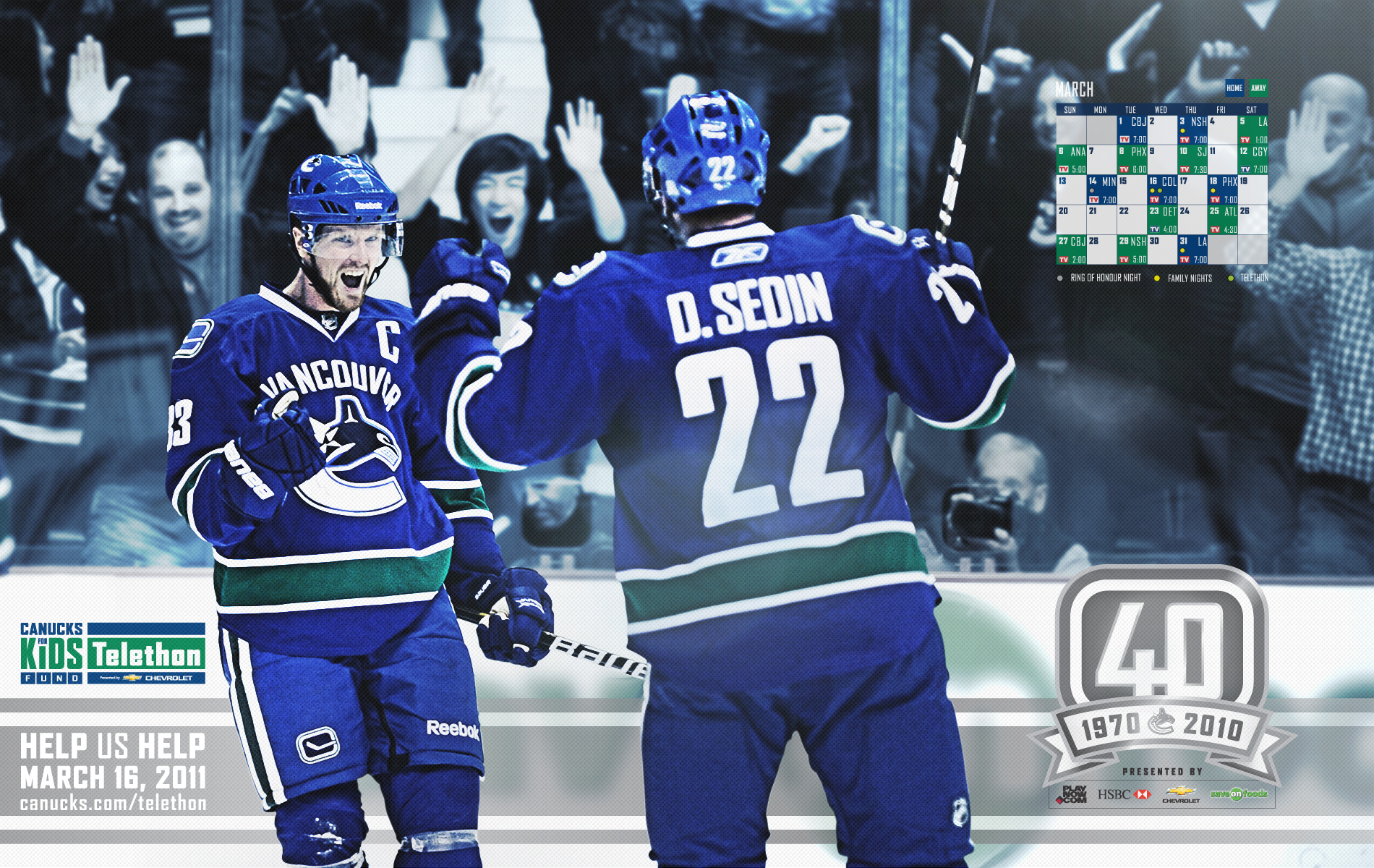 Wallpapers Archive 2010 11   Vancouver Canucks   Multimedia 1900x1200