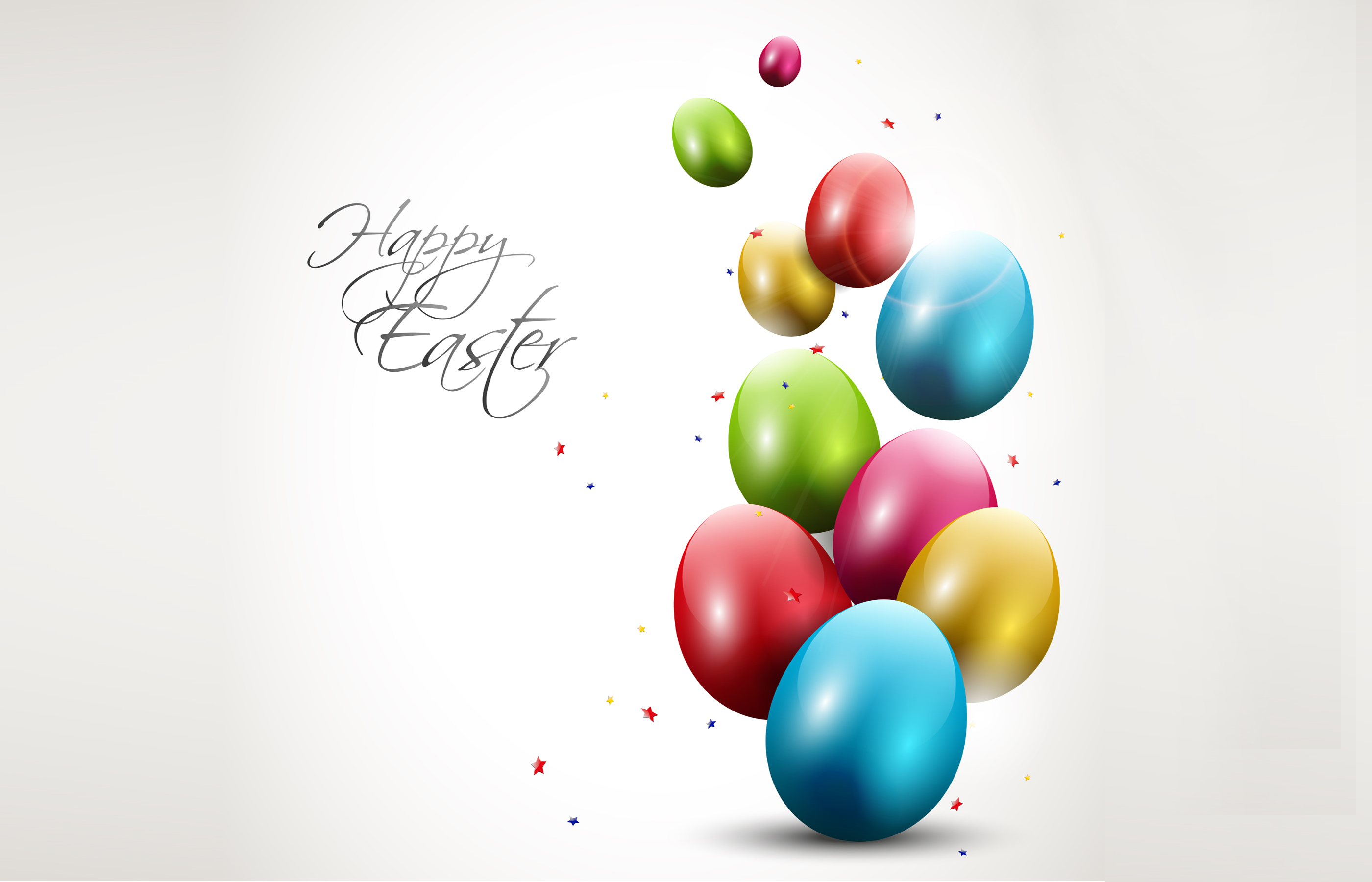 Happy Easter Images for Desktop Wallpapers Backgrounds Images Art 2800x1800