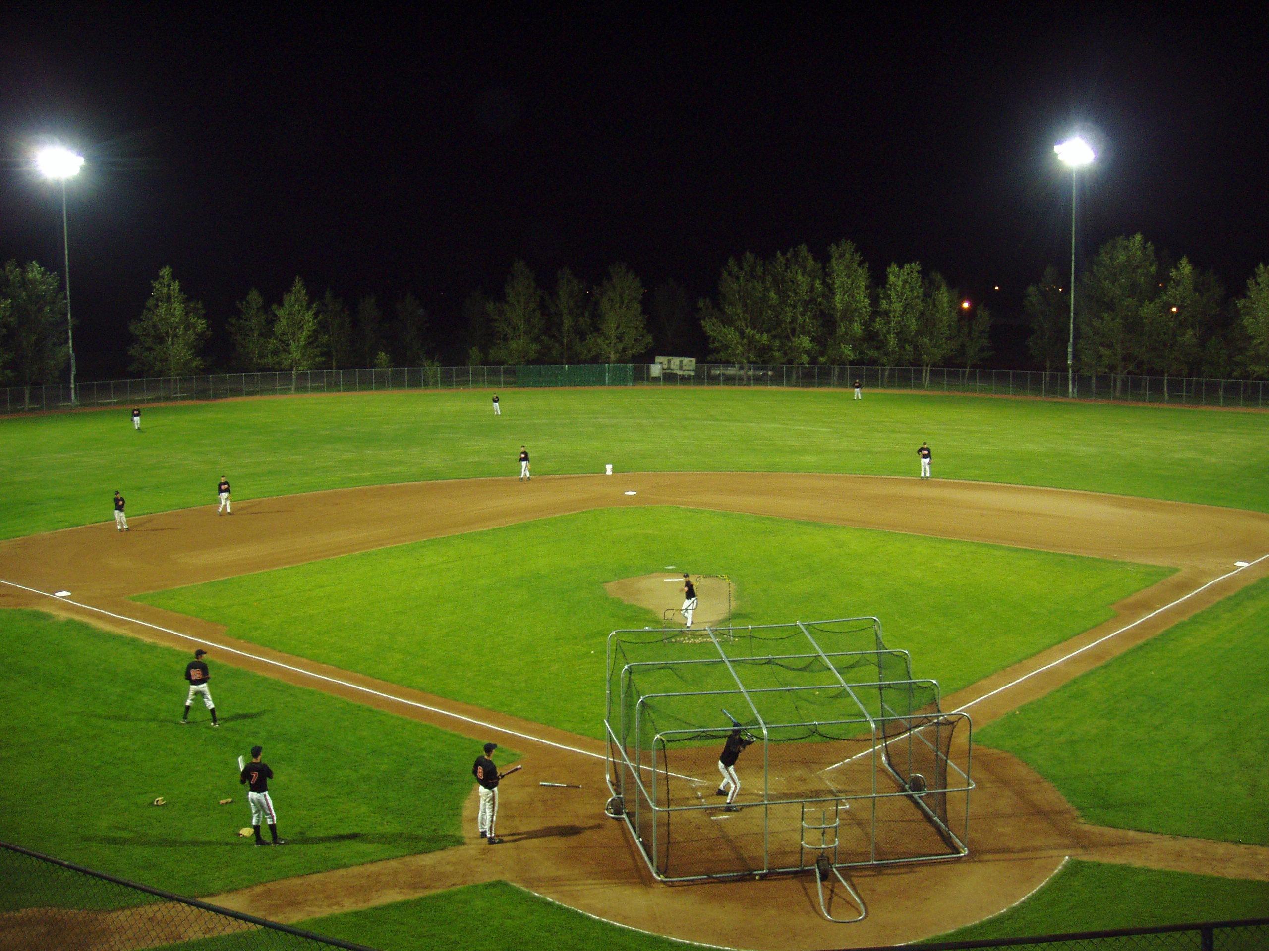 Pics Photos   Sports Background Baseball Red 2560x1920