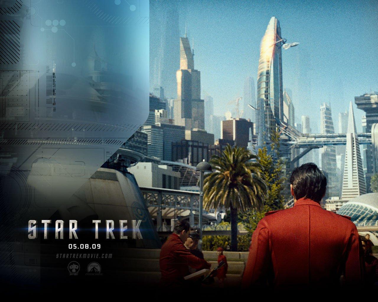 Star Trek 2009 wallpaper   FreeMovieWallpapersorg 1280x1024