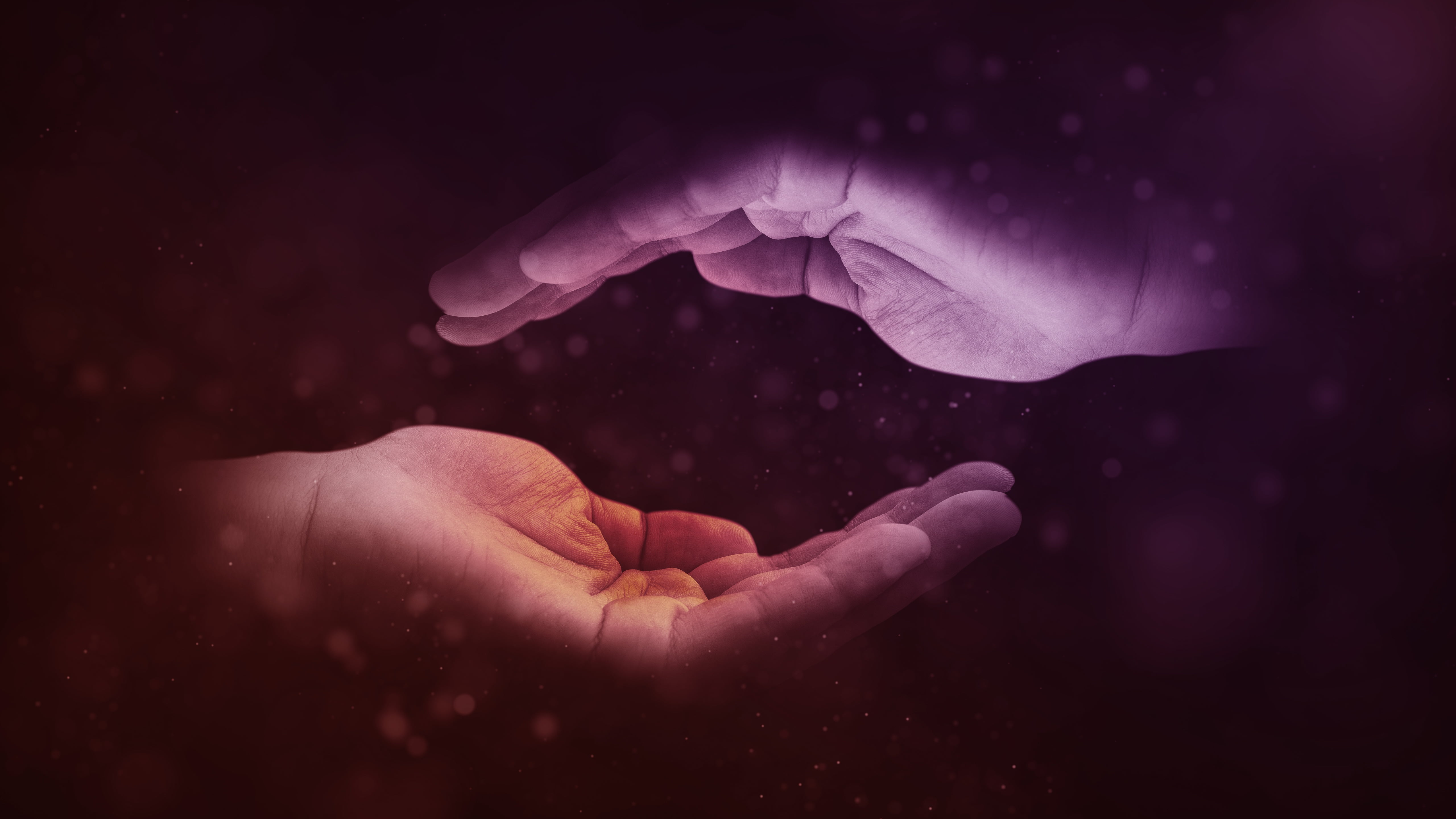 Photo of two hands HD wallpaper Wallpaper Flare 5120x2880