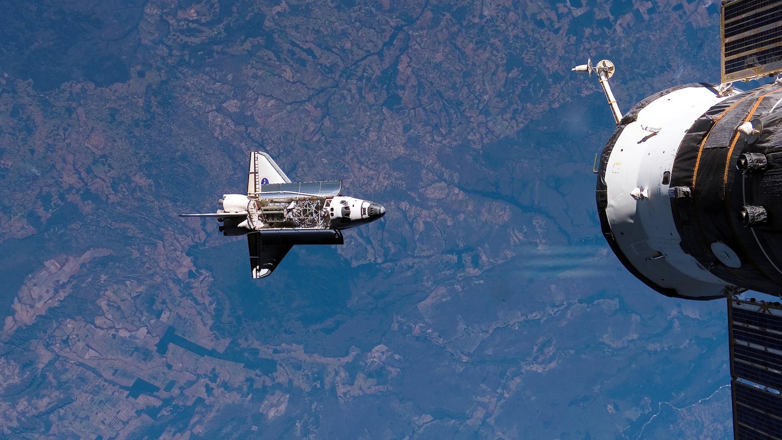 hi def space station - photo #41