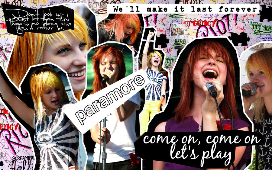Paramore Wallpaper For Iphone
