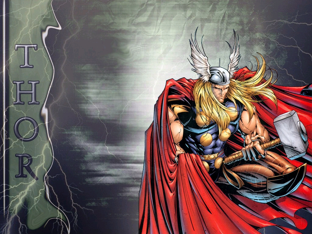 Thor Pictures Free Wallpaper: New Thor Wallpaper