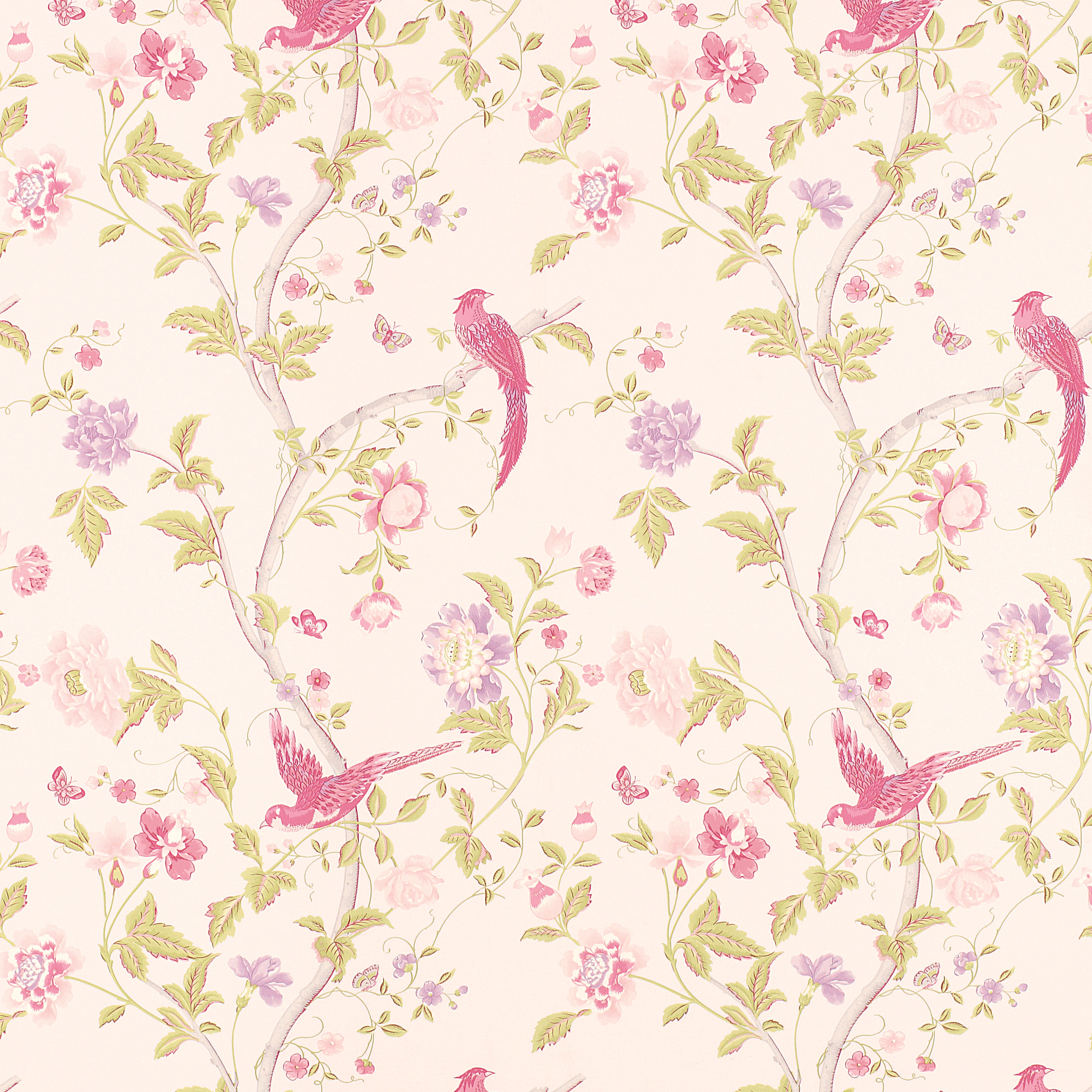 small floral print wallpaper wallpapersafari