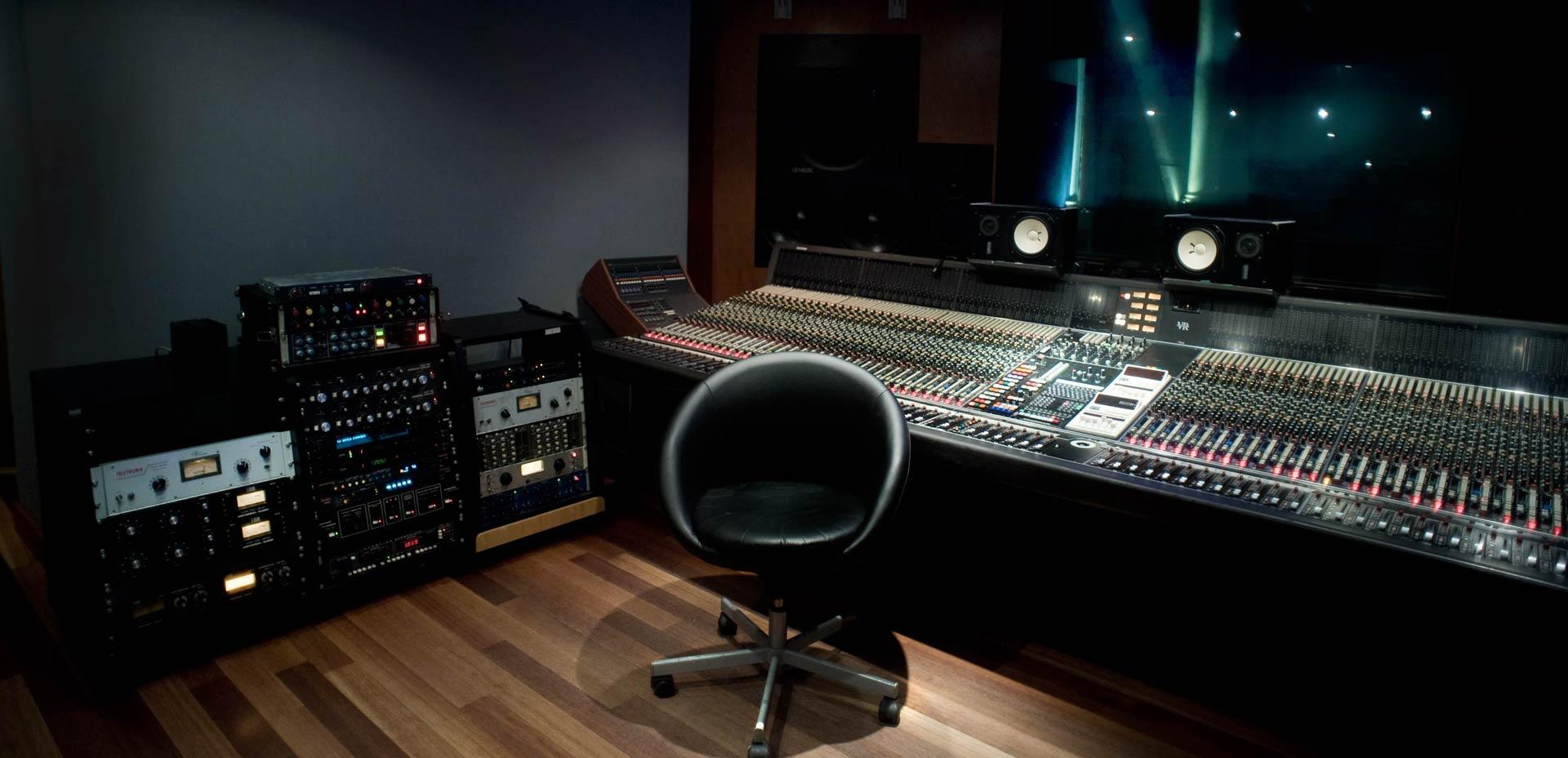 Studio wallpaper wallpapersafari - Music recording studio wallpaper ...