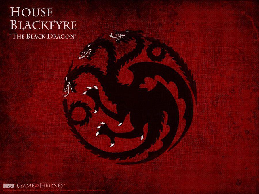 House Blackfyre Wallpaper by SiriusCrane GoT Houses SiriusCrane 900x675