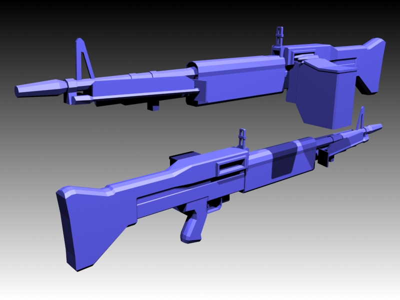 M60 Machine Gun Wallpaper M60 Machine Gun 2 by Sir 800x600
