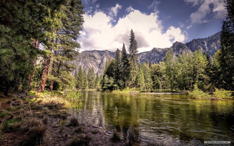 Wallpaper   Travel wallpaper   Yosemite National Park 1440x900