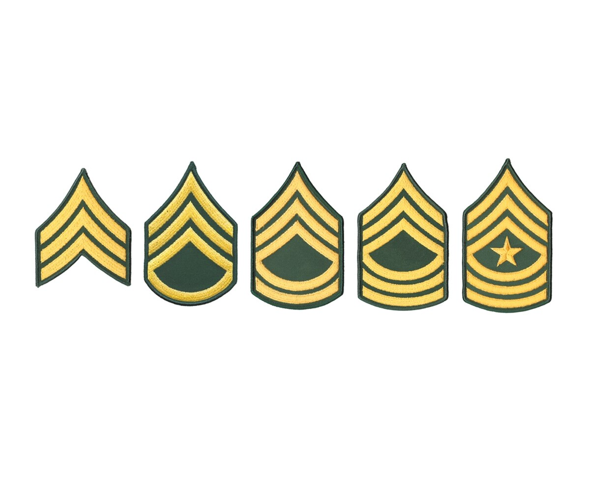 New Army NCO eval reports for each rank aim to stop promotion 1200x979